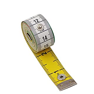 D&D Measuring Tape Clothes - Centimeters One Side/Inches Other Side