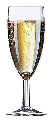 Arcoroc ARC 39082 Reims Sektkelch, Sektglas, 145 ml, Glas, transparent, 12 Stück