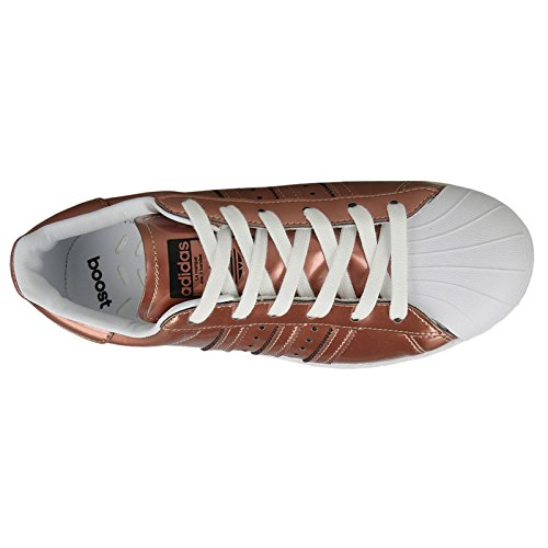 adidas Superstar Boost W Copper Metallic White 40.5