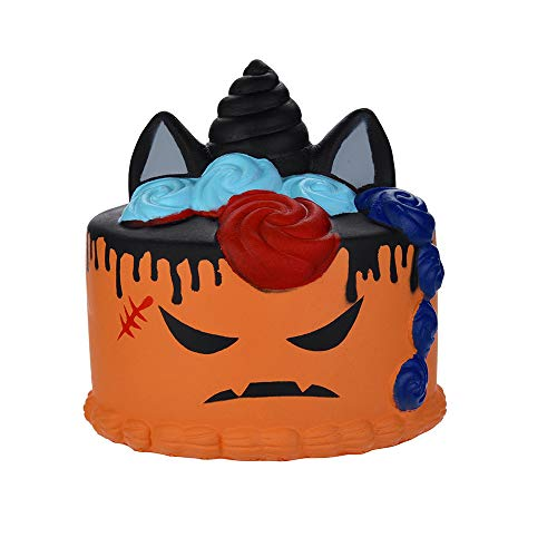 alloween Dämon Kuchen Matschig Schleppend Steigend Kinder Stress Linderung Spielzeuge Ostern Süß Soft Langsam Geschenke ()