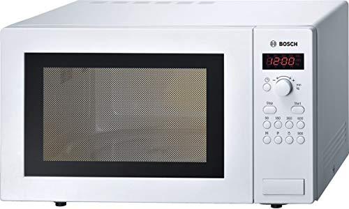 Bosch HMT84M421 Four micro-ondes 25 l 900 W Blanc (Import Allemagne)