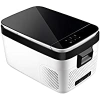 Mini Refrigerador Refrigerado Pequeño Dormitorio Coche Refrigerador Coche Pequeño Hogar Doble Uso18/25L