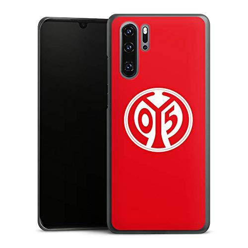DeinDesign Hülle kompatibel mit Huawei P30 Pro Handyhülle Case 1. FSV Mainz 05 E.V. Fanartikel Fussball -