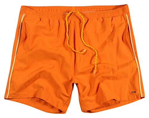 EXUMA Herren Swimshorts Orange
