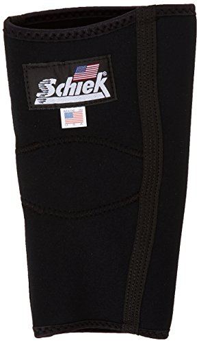 Schiek Elbow Sleeve-Schwarz M, 300g