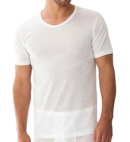 Zimmerli Royal Classic Shirt SS 2528125 Herren Shirt White