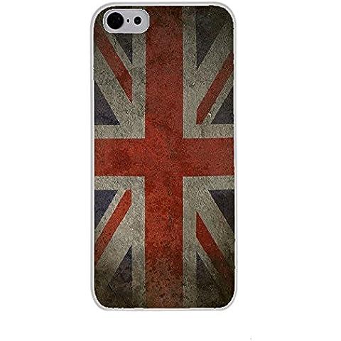 Cover Bandiera Inghilterra bandiera Inglese disponibile per iPhone 4-4S-5-5S-5C-6-6 Plus-3G-3GS; Samsung Galaxy S2-S2 Plus-S3-S3 Neo-S3Mini-S4-S4Mini-S5-S5Mini-S6-S6 Edge;Samsung Galaxy Note 2-Note 3-Note 4;Samsung Galaxy A3-A5-A7-E5-E7;Samsung S i9000-Grand 2 G7106-G7105-G7102-G7100-Grand i9082-Core Plus-Core 2 G355-Galaxy S Duos S7562-S7582;Nokia Lumia 920; Huawey Ascend P6; LG G2-LG G3; PER SPECIFICARE IL MODELLO DESIDERATO INVIARE UN MESSAGGIO AL VENDITORE.