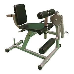 seated hamstring machine