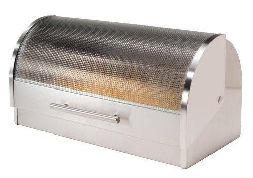 Oggi Roll Top Boîte à pain en acier...
