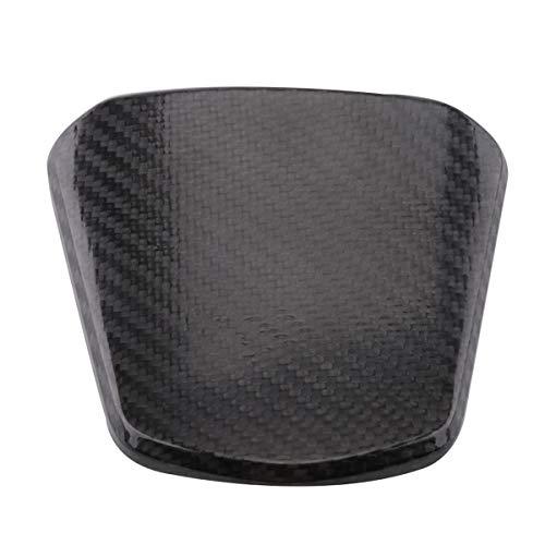 Ophelia Accessori in Fibra di Carbonio for Moto Generale Tapo Serbatoio Serbatoio Carburante SMD Sticker Moto Nera Accessori per Moto