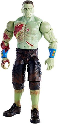 WWE Zombie John Cena Figure by Mattel