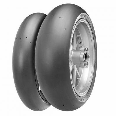 Neumáticos Gomme Continental contiraceattack Slick 180/60r17TL Soft NHS