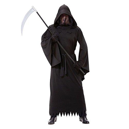 Kostüm Phantom der Finsternis Sensenmann (Mittelgroß) (Der Sensenmann Kostüme)
