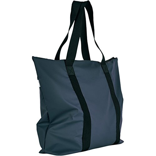 Rains Tote Shopper Bag Blue