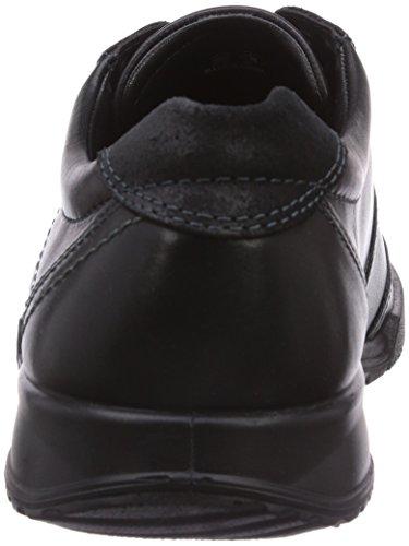 Ecco Transporter, Derby Homme Noir (black/black51052)