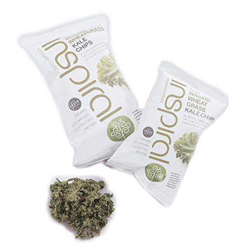 10-PACK-inSpiral-Wasabi-Wheatgrass-Kale-Chips-IVP16-30g-10-PACK-BUNDLE
