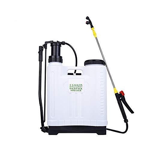 4-Gallon Rucksack Sprayer Alles Zweck-Hose-End-Sprayer Home Gartenspraye-Reinigung