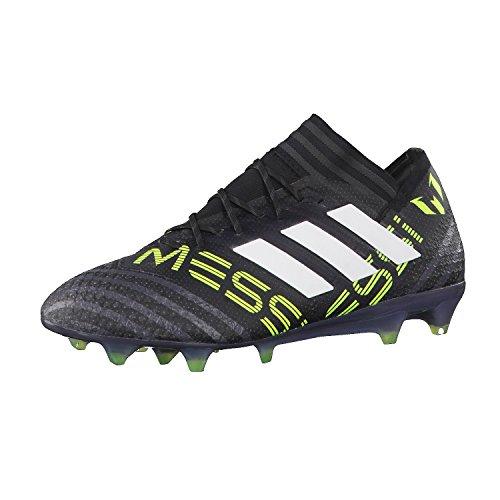 Messi Preto Homens Nemeziz Fg Chuteiras 17 Adidas Neon Amarelo 1 dwqFSPOdx