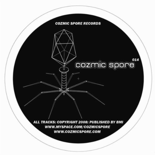 Cozmic Spore - Cozmic Spore 012