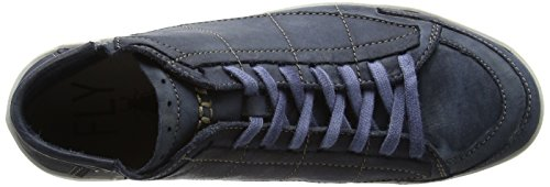 FLY London Tier239fly, Sneakers Hautes Homme Bleu (Navy 000)