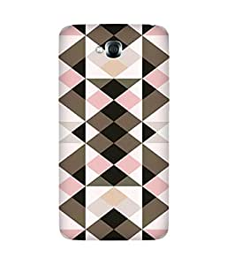 Pink Brown Pattern LG G Pro Lite Case