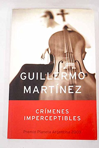Crímenes Imperceptibles