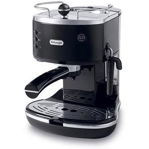 DeLonghi ECO310.BK, Negro, 1050 W, 230 MB/s, 50/60 Hz, 230 x 260 x 300 mm, 4800 g - Máquina de café