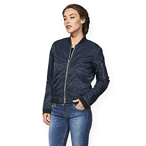 Sols - Damen Bomberjacke 'Rebel' Black