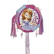 Partido Ênico Disney Sofía el primer tirón de cuerda Piñata