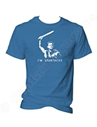 I'm spartacus leader of the slaves t shirt