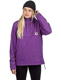 5ef7b3cd8ae5a Carhartt W Nimbus Pullover Frosted Viola Streetwear AI18