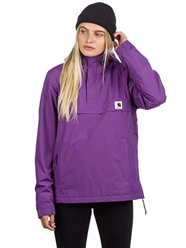 Carhartt Cazadora WIP Mujer Nimbus Frosted Viola S