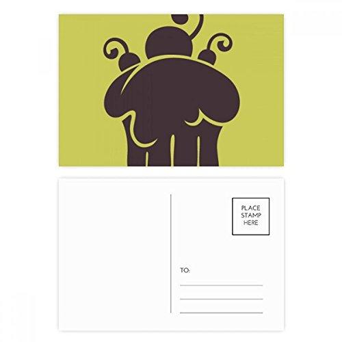 Tamaño: 14,6 x 9,8 cm Característica: lleno-corrimiento, impresión a todo color en ambos lados Material: Postal Paquete Cantidad: 20 x postales Palabras clave: Postales, helado, tarjeta de cumpleaños, de paleta, tarjetas de Gracias, cono, tarjetas, r...