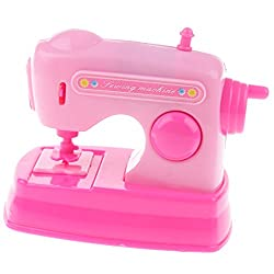Generic Sewing Machine Pretend Play Household Toy Kids Electric Sounding Playset