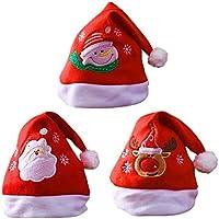 Amazon.es  Renos De Navidad - Gorros de fiesta   Gorros 227c57cc8a6