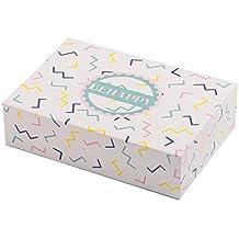 Creibo CBOX010 - Caja pequeña decorada