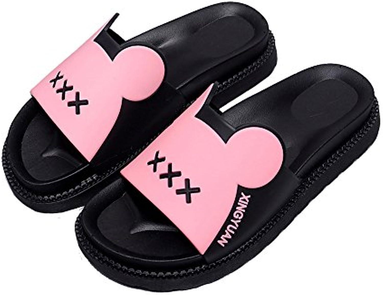 Zapatillas Lady Shower Sandalias Zapatillas Interior Sliding Bath Shoes Baño Unisex Suelo Piscina Gimnasio