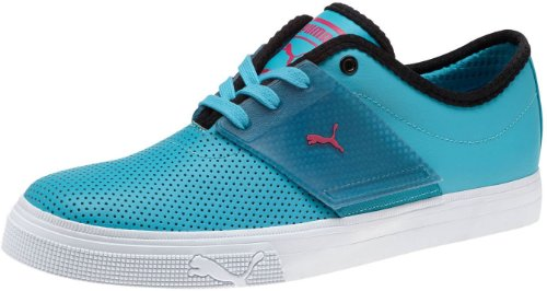 Puma El Ace T Shoes Bluebird/Beetroot Purple