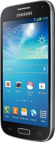 Samsung S4 Mini - Smartphone libre  pantalla 4 3   8 GB  Dual-Core a 1700 MHz  1 5 GB de RAM   negro  importado