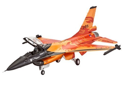 revell-germany-lockheed-martin-f-16-mlu-solo-display-plastic-model-kit-1-72-scale-by-mmd-holdings-ll