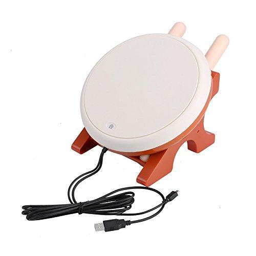 Eboxer Taiko Game Drum Drumstick mit Ständer CPU Design für Sony Playstation 4 PS4 Konsole
