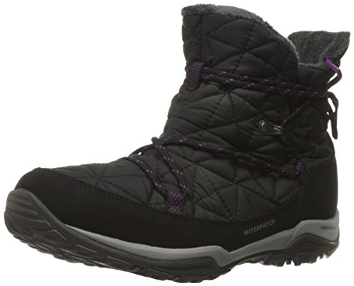 columbia-loveland-shorty-omni-heat-damenschneestiefel-schwarz-black-bright-plum-010-385-eu-bl1744