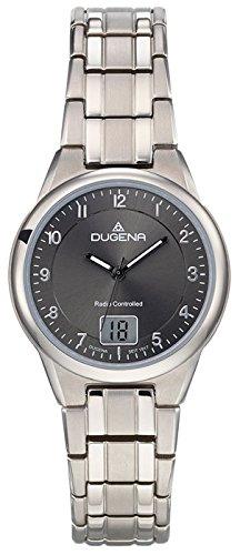 Dugena Women's Analogue Quartz Watch with Titanium Strap 4460836