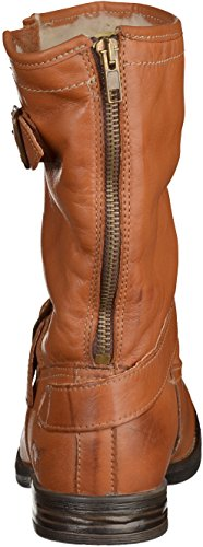 Mustang 2831-602 Damen Stiefel Cognac