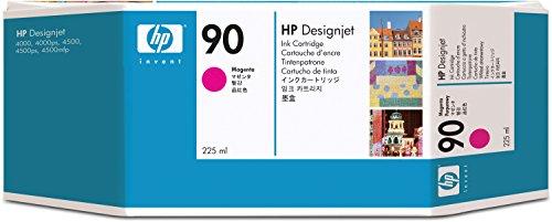 Preisvergleich Produktbild HP 90 Magenta Tintenpatrone, 225 ml