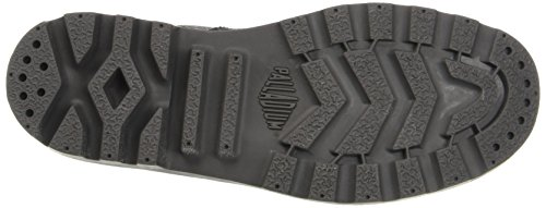 Palladium Baggy Cvs F, Boots femme Noir (A45 Black/Dk Grey)