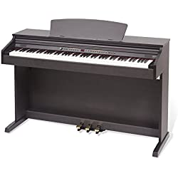 Piano Electrónico Digital de Pared - Pianova P-145C RW - 88 Teclas