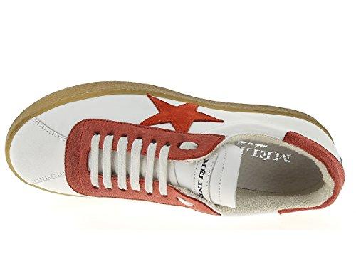 MELINE TE 20 Blanc/rouge
