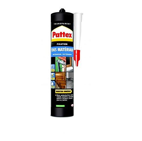 Pattex 1789251 - colla forte per tutti i materiali da interni/esterni, 290 g