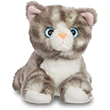 Aurora Gato de Peluche, colección Luv to Cuddle Color Gris 20 cm 0060060709